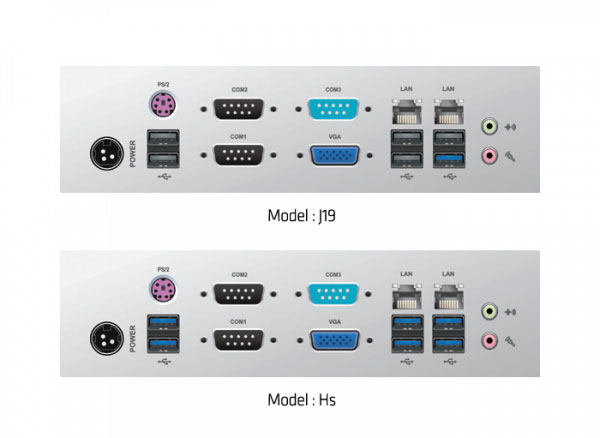Posbank Touch POS Terminal IMPREX Prime