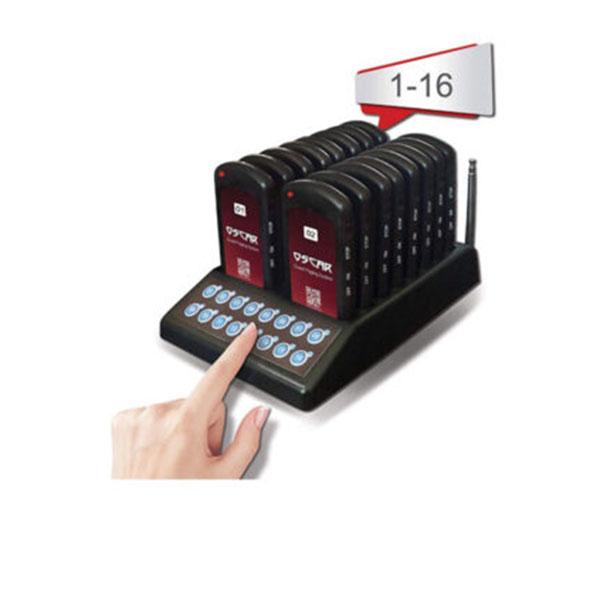 پیجر فراخوان مشتری اسكار یکی از مناسب ترین و کاربردی ترین تجهیزات برای رستوران ها و فست فود ها است که دارای تعداد مشتری بالا هستند و فضایی برای پذیرایی و انتظار مهمان ندارند.